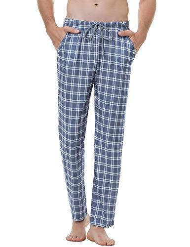 Aiboria Pantalones de Pijama Hombre...