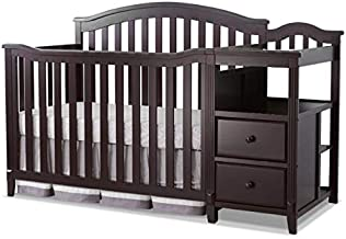 Sorelle Berkley Crib & Chnager, Espresso
