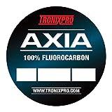 AXIA Fluorocarbon Línea de Pesca, Unisex, Transparente, 12lb, 100m