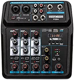 Top 10 Best audio mixer with usb Reviews