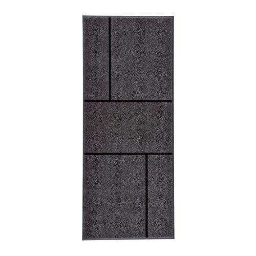 Ikea koege Zerbino in grigio; (82x 200cm)
