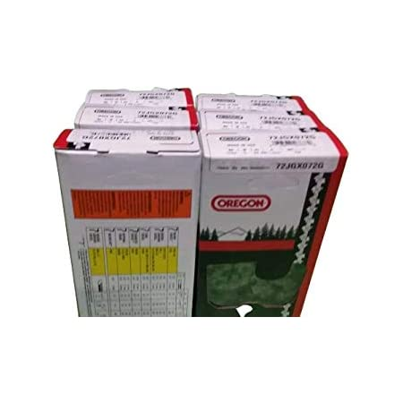 """20/"""" 3//8 .050 72 dl Full Chisel Skiptooth Chain replaces Stihl 33RSF 72 72JGX072G"""