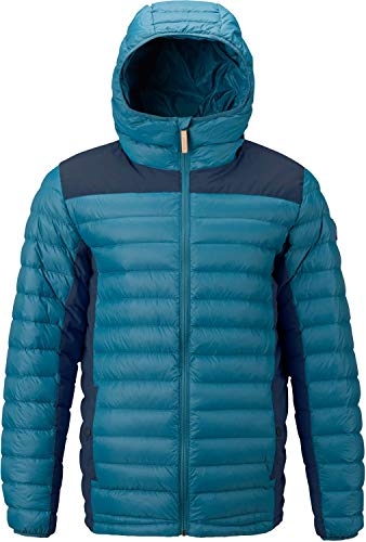 Burton Evergreen Synthetic Hooded Insulator Jacket Mens Sz L