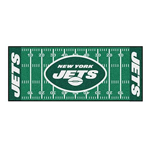 FANMATS 7362 NFL New York Jets Nylon