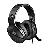 Turtle Beach Atlas One Gaming Headset - PC, PS4, Xbox One and Nintendo Switch, Black