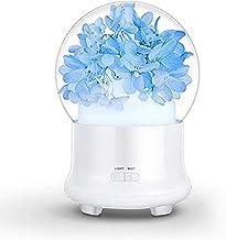 Usb Thumby Luchtbevochtiger, nachtlampje, timer, ultrasone aromatherapie, apparaat mist, volume instelbaar, luchtbevochtig...