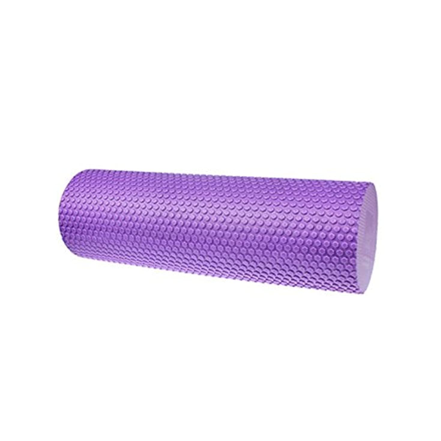 シンクチョーク仮定するフォームローラー グリッドフォームローラー 筋膜リリース ヨガポール ストレッチローラー ストリガーポイント フィットネス エクササイズ ダイエット ヨガ ピラティスに最適 腰痛 肩コリ 筋肉痛を改善