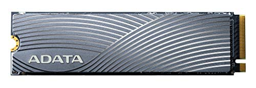 ADATA Swordfish 250GB 3D NAND PCIe Gen3x4 NVMe M.2 2280 Read/Write up to 1800/1200MB/s Internal SSD (ASWORDFISH-250G-C)
