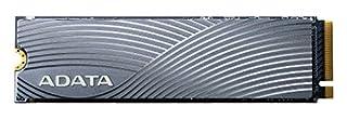 ADATA Swordfish 1TB 3D NAND PCIe Gen3x4 NVMe M.2 2280 Read/Write up to 1800/1200MB/s Internal SSD (ASWORDFISH-1T-C) (B08973FBKQ)   Amazon price tracker / tracking, Amazon price history charts, Amazon price watches, Amazon price drop alerts