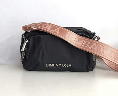 Mdsfe Bimba y Lola Bolsos de Mujer 2020 Summer 26 * 12 * 17cm H - Rosa