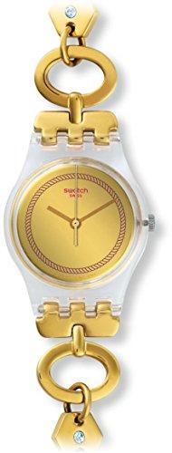 Swatch Reloj de Cuarzo Woman Elefinja 25 mm