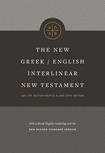 The New Greek/English Interlinear NT (Hardcover)