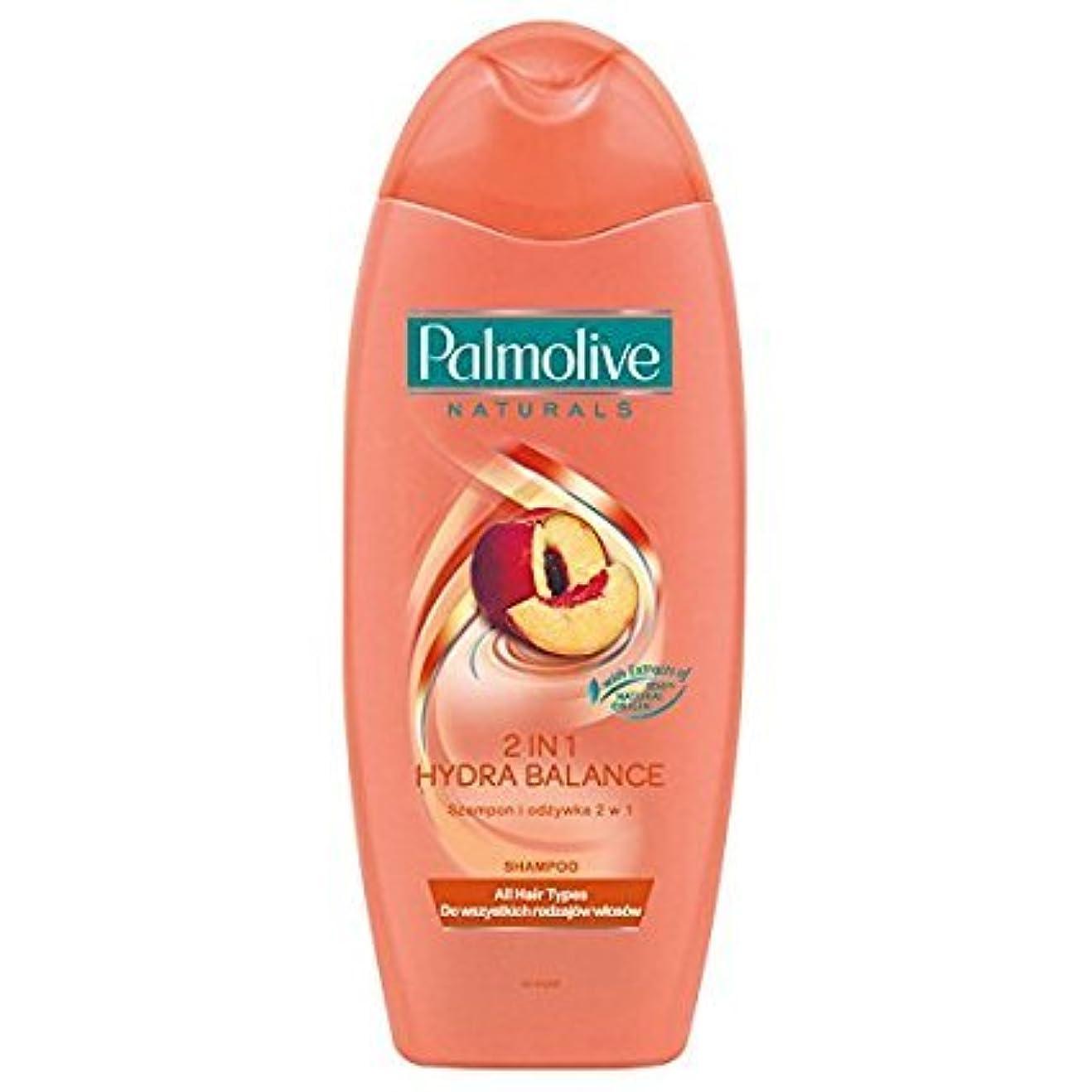補助金アウトドア長くするPalmolive Naturals Shampoo & Conditioner パルモティブシャンプーWコンディショナー ハイドロバランス 350ml [並行輸入品]