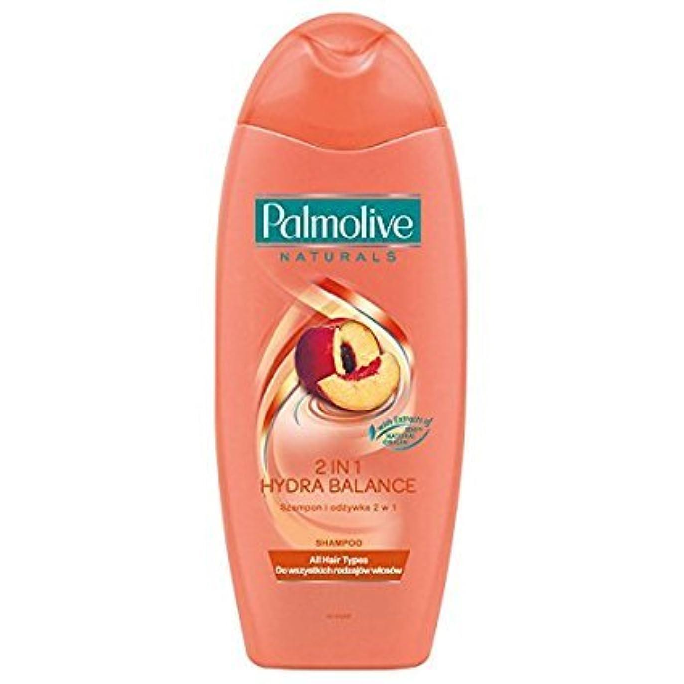 ペストリーアクセスできない特定のPalmolive Naturals Shampoo & Conditioner パルモティブシャンプーWコンディショナー ハイドロバランス 350ml [並行輸入品]