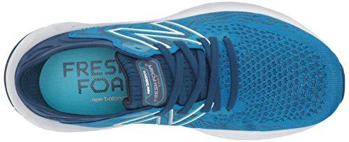New Balance Fresh Foam 1080v11 Running Shoes (2E Width) - SS21-10 Blue