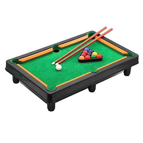 1 Set Kleiner Billardtisch Spielzeug Lustige Tischkugel Spielsachen Set Innen Eltern-Kind-Billardtisch Spiel Spielzeug