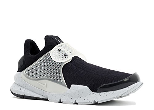 Nike Sock Dart Black Grey Cement Oreo Fragment Trainer Size 11 UK