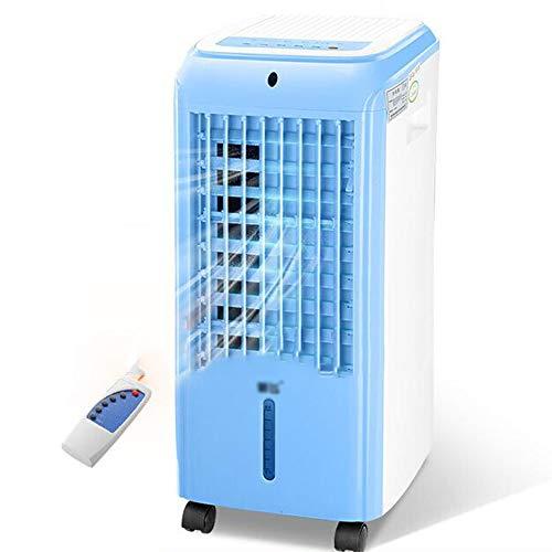 Fan Fan Ventilador del acondicionador de Aire del hogar Ventilador frío Ventilador frigorífico Ventilador eléctrico Ventilador eléctrico (Color : Remote Control)
