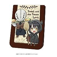 レザーフセンブック「ソマリと森の神様」02/ソマリ&ゴーレム(フォトきゃら)