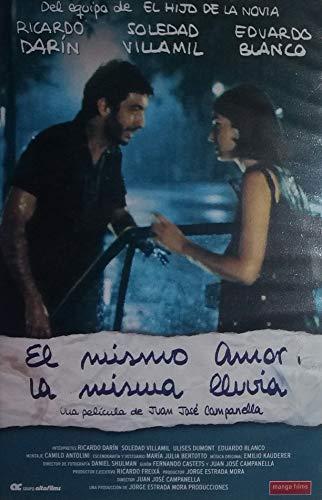 El mismo amor, la misma lluvia [VHS]