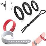 GHD D 6 Styles de Bracelets en Silicone Inspirants avec des Bracelets en Caoutchouc Inspirants Qui Peuvent Influencer positivement la fête et Offrir des Cadeaux pour Hommes et Femmes