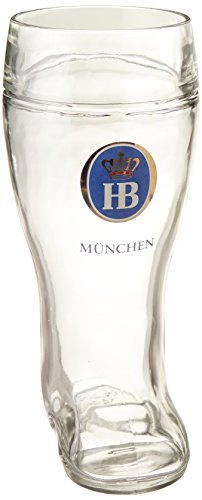 Henry Cornell and Associates HB Series Beer Boot, 1.0L, Clear