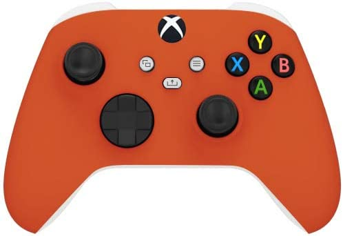 Wireless Custom Controller for Xbox Series X Series S Xbox One Soft Touch Orange product image