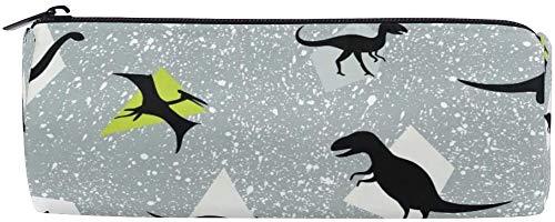 Estuche lápices Ute Dinosaurs Polygon Graphics cremallera