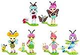 Mattel Enchantimals Bichiamigas, 2 muñecas, Color Surtidos (FXM86)