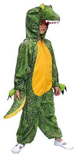 PARTYLINE Deguisement Crocodile 8 Ans