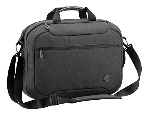 HP Millennial 2-in-1 Backpack Cum Briefcase for 15.6-inch Laptop (Black, Ebony)