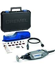 Dremel F0133000JP 3000 Multifunctioneel Gereedschap Set, 130W, Kit met 1 Hulpstuk, 25 accessoires, Meerkleurig