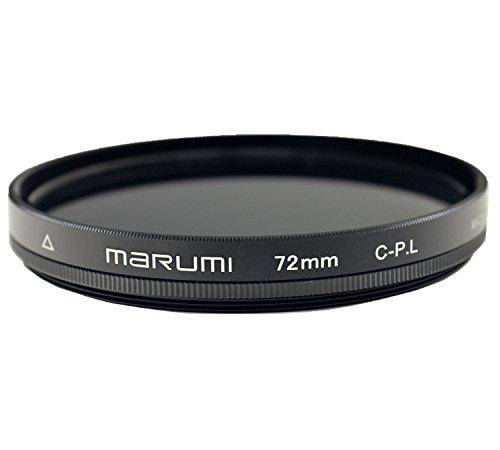 MARUMI PLフィルター 72mm C-PL 72mm コントラスト上昇 反射除去