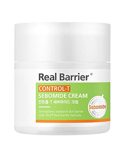 [Real Barrier] Control-T Sebomide Cream...