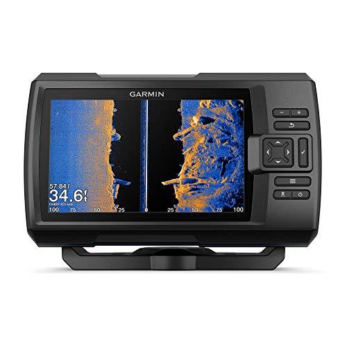 Garmin side imaging sonar fish finder