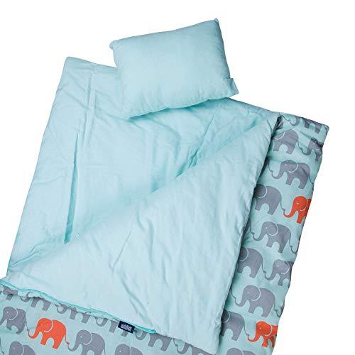 Kinder Sleepover Schlafsäcke | Kinder Indoor Schlafsäcke – Elefant
