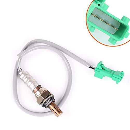GUOLIANG Sensores de Temperatura del refrigerante 4 Cables Oxygen Sensor 96368765, Aptos for Peugeot