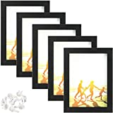 KEAFOLS Marcos de Fotos 5 Set 13x18 cm 20x25 cm portafotos Collage de Fotos galería de imágenes...