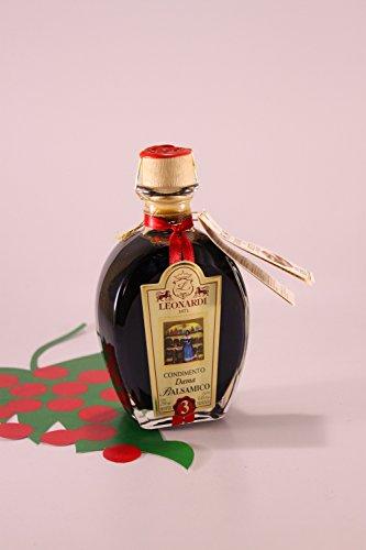 Condimento Balsamico 'Dama 3' 250 ml. - Acetaia Leonardi