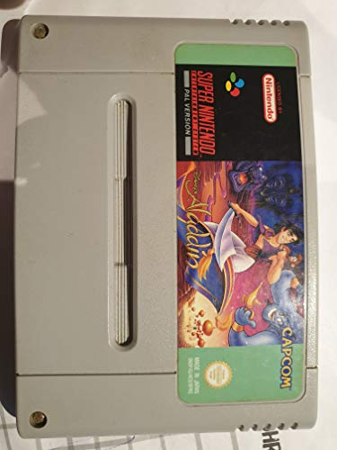 Disney's Aladdin - Super Nintendo