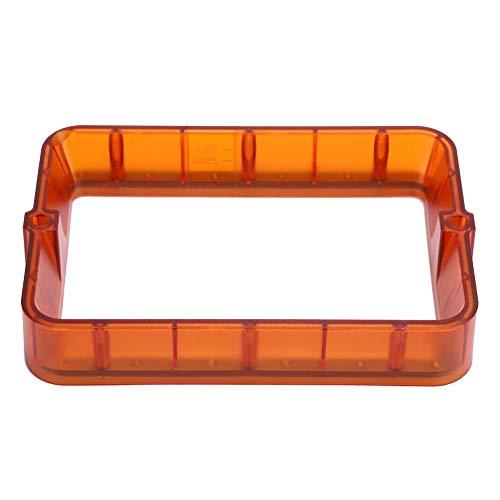 Stampante 3D da 6,3 pollici Orange DLP Serbatoio di rilascio di resina fotosensibile per Saloman per Creality 3D LD-001 LD-003 per ANYCUBIC per Nova per SparkMaker per D8
