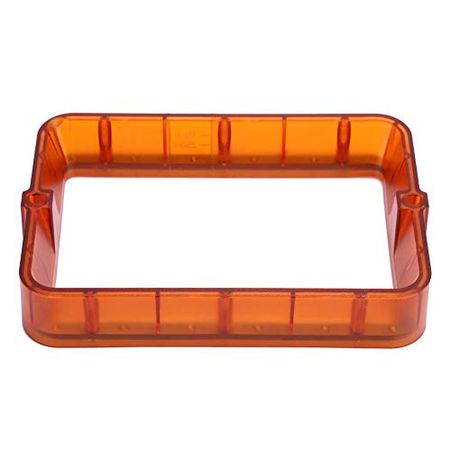Tangxi Stampante 3D da 6,3 Pollici Orange DLP Serbatoio di Rilascio di Resina fotosensibile per Saloman per Creality 3D LD-001 LD-003 per ANYCUBIC per Nova per SparkMaker per D8