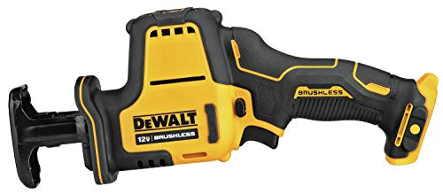 DEWALT XTREME 12V MAX Reciprocating Saw, One-Handed, Cordless, Tool Only (DCS312B)