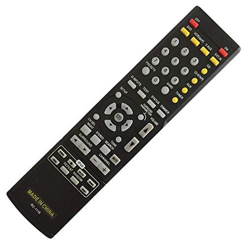 Miwaimao Remote Control for DENON AVR-1610 AVR-3801 AVR-3802 AVR-3803 AVR-3804 AVR-3805 AVR-3806 AVR-3807 AVR-3809 AVR-4806