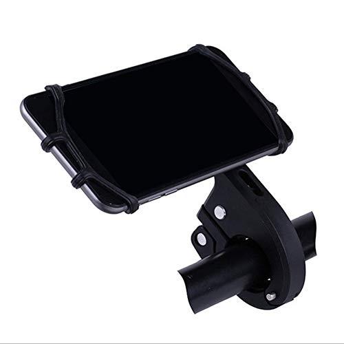 Bebliss mobiele telefoonhouder voor fiets, silicone, waterdicht, 4,7 tot 6,0 inch, GPS-houder voor fiets
