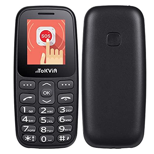 TOKVIA Mobiltelefon mit physische...
