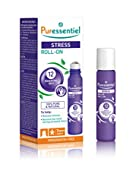 Puressentiel Stress Roll-On, 5 ml - Stress & Tension Relief rollerball - Nervousness feelings - Soot...