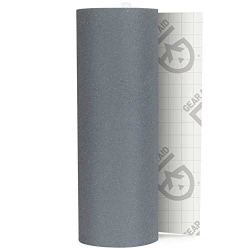 """Gear Aid Tenacious Tape Reflective for Safety, Jackets, Bike and Outdoor Gear, 3"""" x 20"""", Silver"""