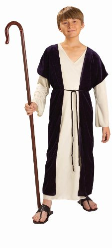 Forum NoveltiesBiblical Times Shepherd Costume, Child Medium