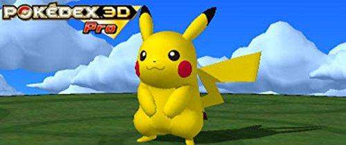 PokéDex 3D Pro  - 3DS [Digital Code]
